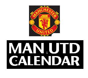 Man Utd Calendar